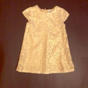 Size 2-3T Golden dress